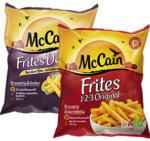 McCain 1-2-3 Frites 750 g oder Deluxe * * * 600 g, gefroren, jeder Beutel und weitere Sorten