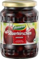 """Früchte im Glas """"Sauerkirschen, entsteint"""""""