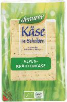 """Käse in Scheiben """"Alpenkräuter"""""""