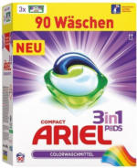 ARIEL Waschmittel 3 in 1 Pods Color, 90WL