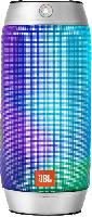 Bluetooth Docking-Stations - JBL Pulse2 Bluetooth Lautsprecher Silber