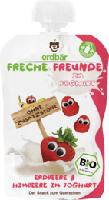 Quetschbeutel Erdbeere & Himbeere im Joghurt ab 1 Jahr