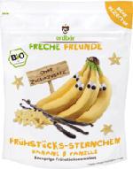 Müsli Frühstücks-Sternchen Banane & Vanille ab 1 Jahr
