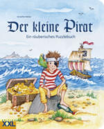 Diverse Hersteller - Der kleine Pirat - Puzzlebuch