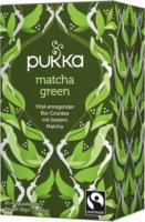"""Kräutertee """"Matcha Green"""""""