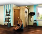 Karibu Plug & Play Sauna Lenja