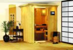 Karibu Plug & Play Sauna Minja