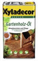 Xyladecor Gartenholz-Öl Natur dunkel, 2,5L