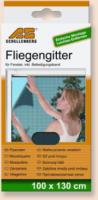 Schellenberg Fliegengitter 100 x 130 cm anthrazit