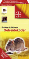 Bayer Garden Ratten und Mäuse Getreideköder