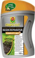 Compo SAAT Rasen-Reparatur Komplett Mix+, 1,2kg