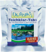 Söll Dr. Roth's Teichklar Tabs 4 Tab.