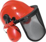 Schutzhelm - Visier & Gehörschutz