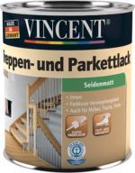Vincent Treppen- & Parkettlack seidenmatt, 750ml