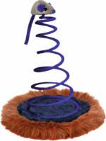 Trixie Maus auf Spiralfeder Ø20x25cm