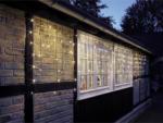 LED-Eisregenlichterkette, 200 LED