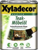 Xyladecor Teak-Möbelöl, 750ml, farblos