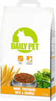 DailyPet Katze Trockenfutter Truthahn, Ente & Gemüse, 5 kg