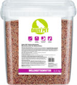 DailyPet Vogel Wellensittich-Futter, 3,5 kg