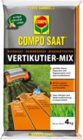 Compo Vertikutier-Mix zur Rasenreparatur & -regeneration, 4 kg