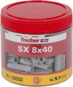 Fischer Spreizdübel SX 8x40, Dose