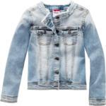 Mädchen-Jeansjacke