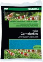 Dennerle Nano Garnelenkies Azur blau