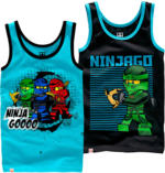 2 Lego Ninjago Unterhemden