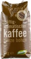 "Röstkaffee ""ganze Bohne"""