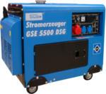 Güde Stromerzeuger GSE 5500 DSG