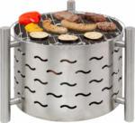 Tepro Feuerstelle Silverado mit Grillfunktion