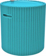 Tepro Kühlbox Cool Stool türkis, 39 Liter