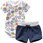 Newborn Body und Shorts