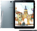Notebook, Tablet & PC - Samsung Galaxy Tab S3 32 GB  9.68 Zoll Tablet Silber
