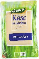 """Käse in Scheiben """"Bergkäse"""""""