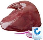 Frische Schweineleber, Schweineherzen oder Schweinenieren, je 1 kg
