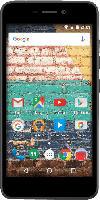 Smartphones - Archos 50f Neon inkl. 2 Wechsel-Cover 16 GB 2 Wechsel-Cover: Schwarz + Neongelb Dual SIM