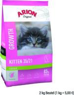 Arion KITTEN 35/21, 2 kg Beutel