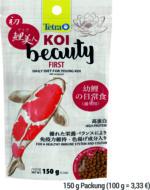 TETRA Koi beauty first, 150 g Packung