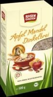 """Frühstücksbrei """"Porridge Apfel-Mandel-Dinkel"""""""