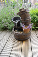 Ubbink Wasserspiel-Set Halifax inkl. Pumpe
