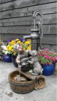 Ubbink Wasserspiel-Set Regina inkl. Pumpe