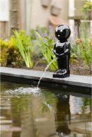 Ubbink Wasserspeier Boy VI, klein, schwarz