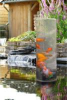 Ubbink Fischsäule, Höhe: 50 cm