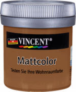 Vincent Mattcolor Cappuccino 75 ml