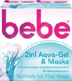 Tagespflege 2in1 Aqua-Gel & Maske