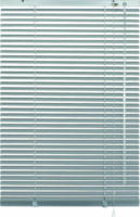 Gardinia Jalousie Aluminium 25 mm, 60x140 cm silber