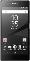 Smartphones - Sony Xperia Z5 Dual 32 GB Schwarz Dual SIM