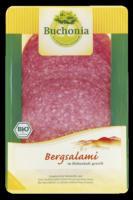 """Wurst-Aufschnitt """"Bergsalami"""""""