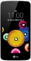 Smartphones - LG K4 8 GB Blau